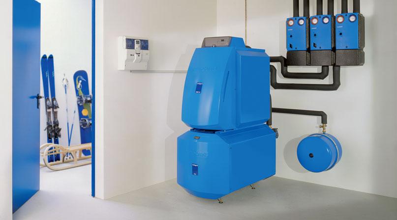 Выбор газового котла для отопления