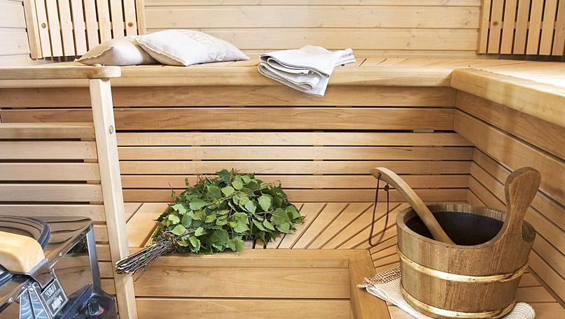 Мебель в баню и сауну