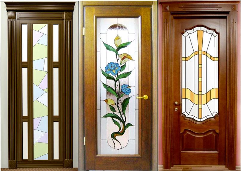Ассортимент дверей