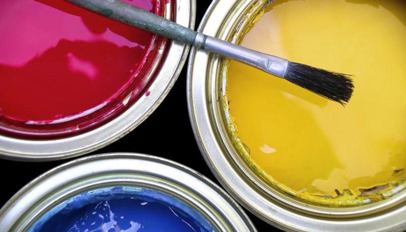 Алкидные краски для стен