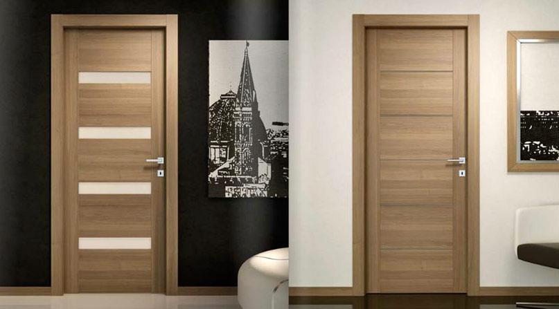 Двери межкомнатные в квартире