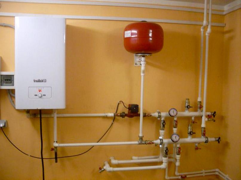 Электрокотел для обогрева дома