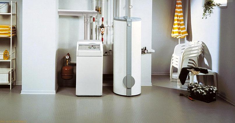Система отопления с газовым котлом