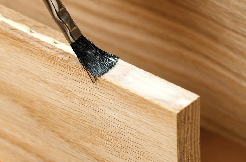 Клей для склейки древесины