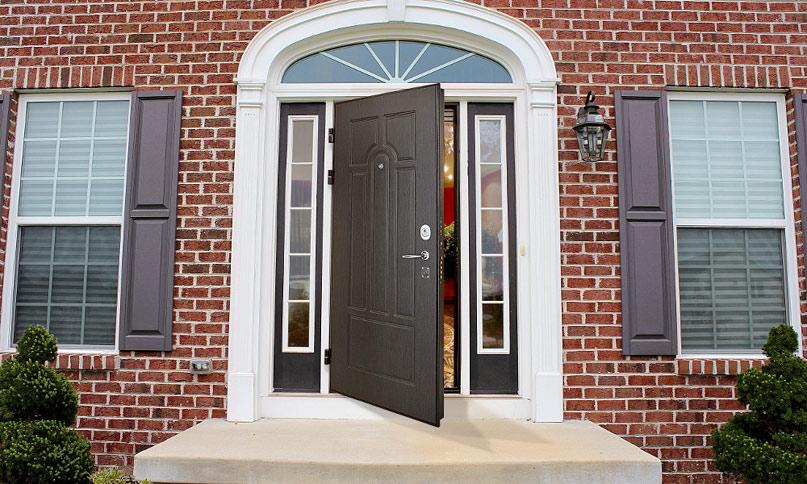 Дверь металлическая для квартиры