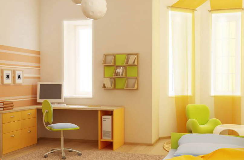 Краска для стен в квартире