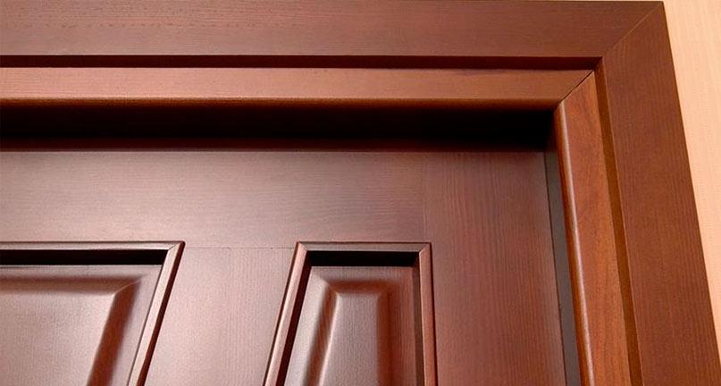 Дверь МДФ шпонированная