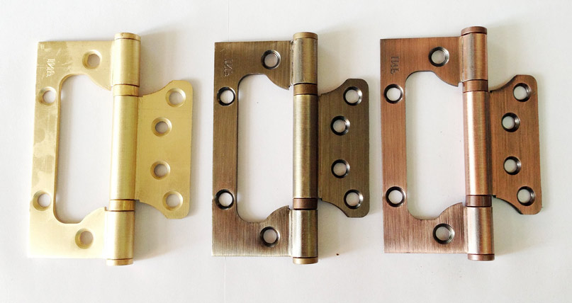 Дверные петли различные