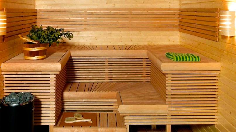 Баня в частном доме