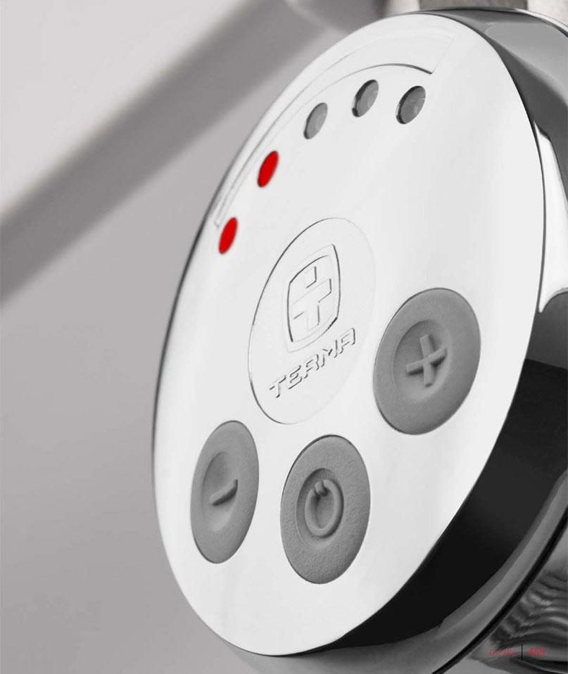 Терморегулятор полотенцесушителя
