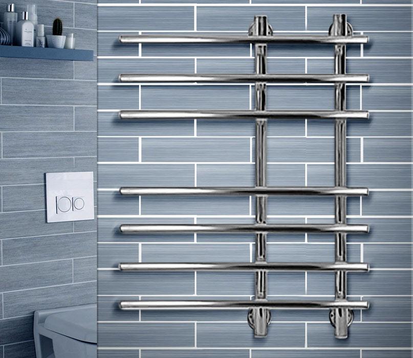 Электрополотенцесушитель в ванной