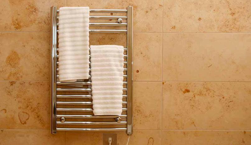 Электрополотенцесушитель в ванную