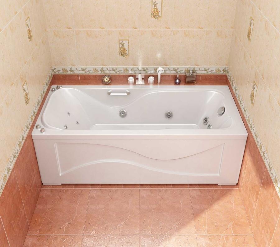 Тритон ванны