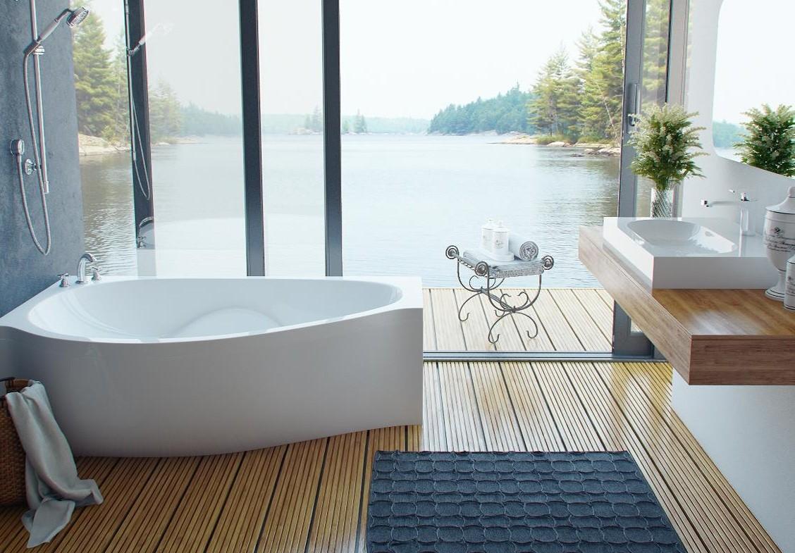 Уход за мраморной ванной