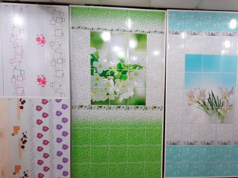 дизайн стеновых панелей