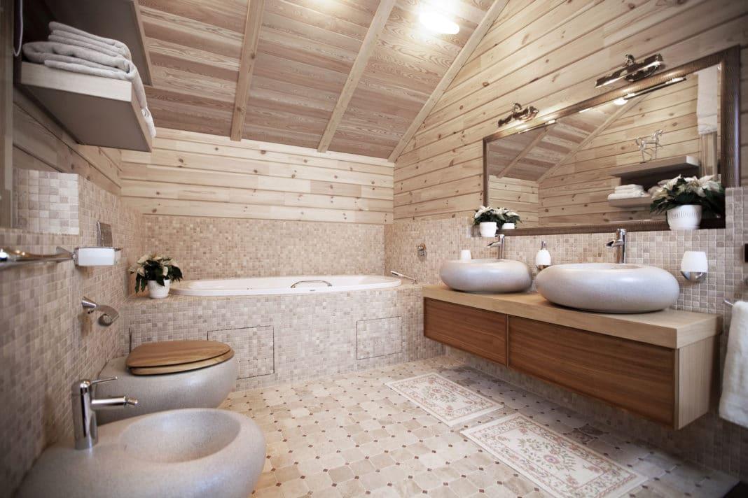 Частная ванная