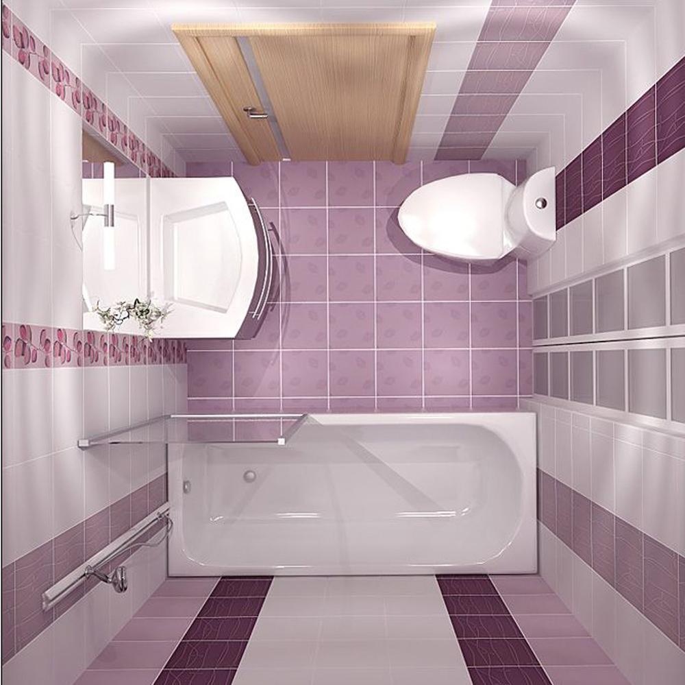 Проект дизайна ванной