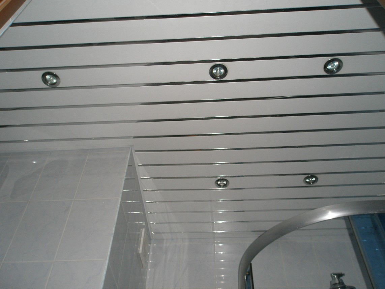 Вид потолка