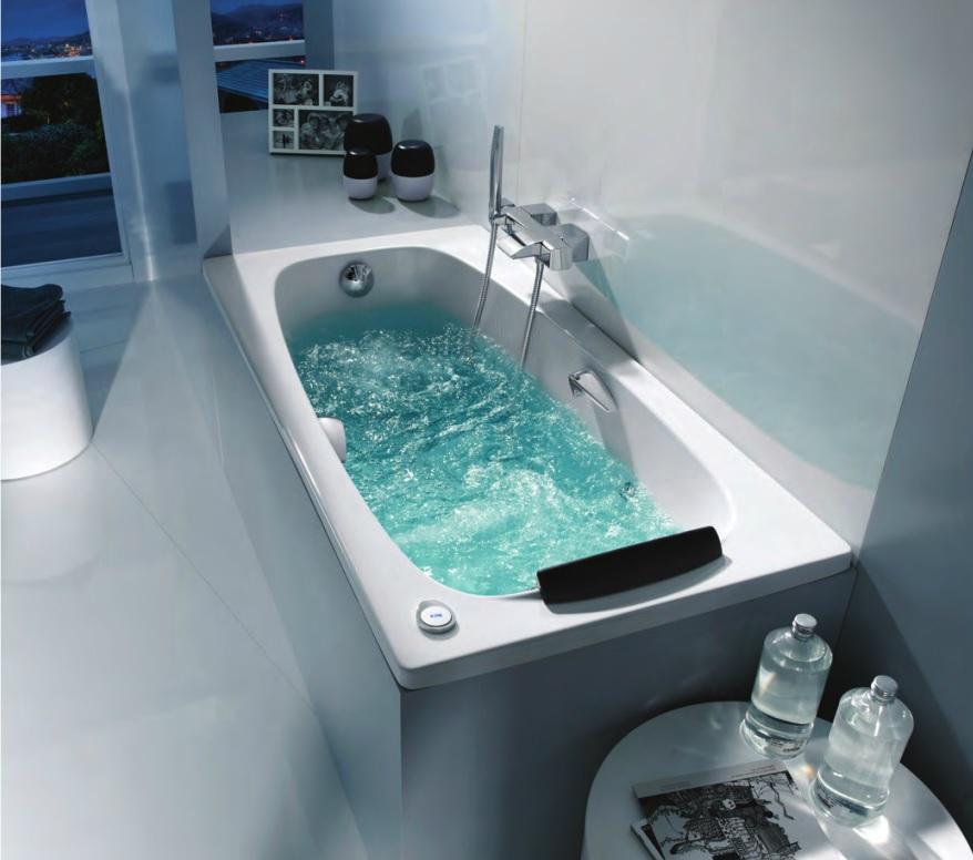 ванна внешне