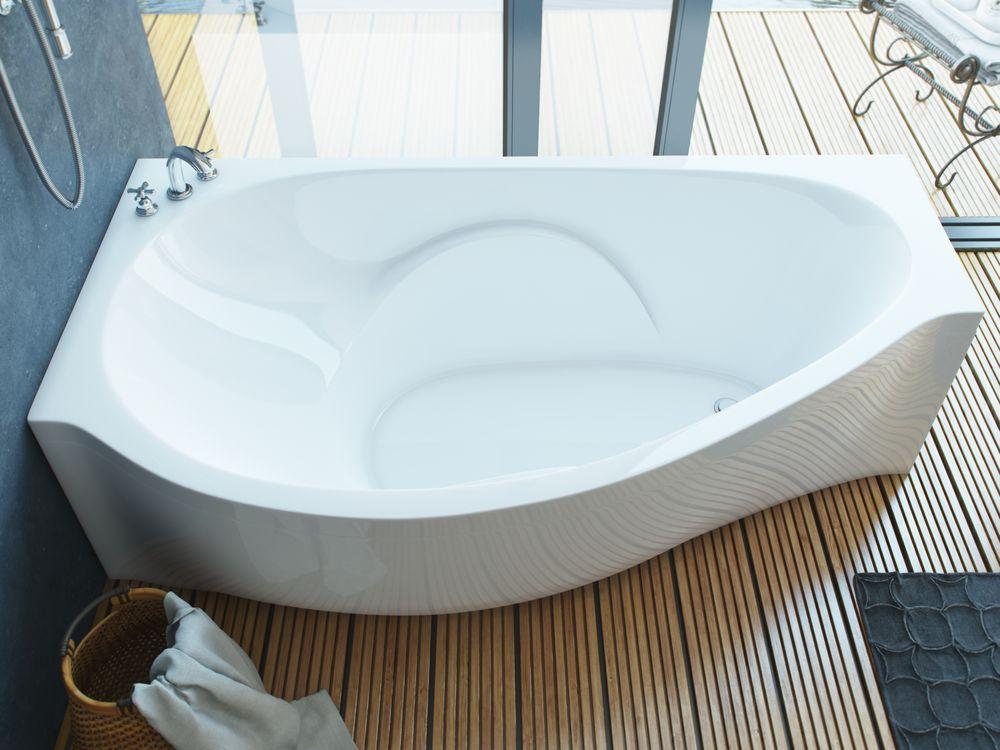 Параметры ванной