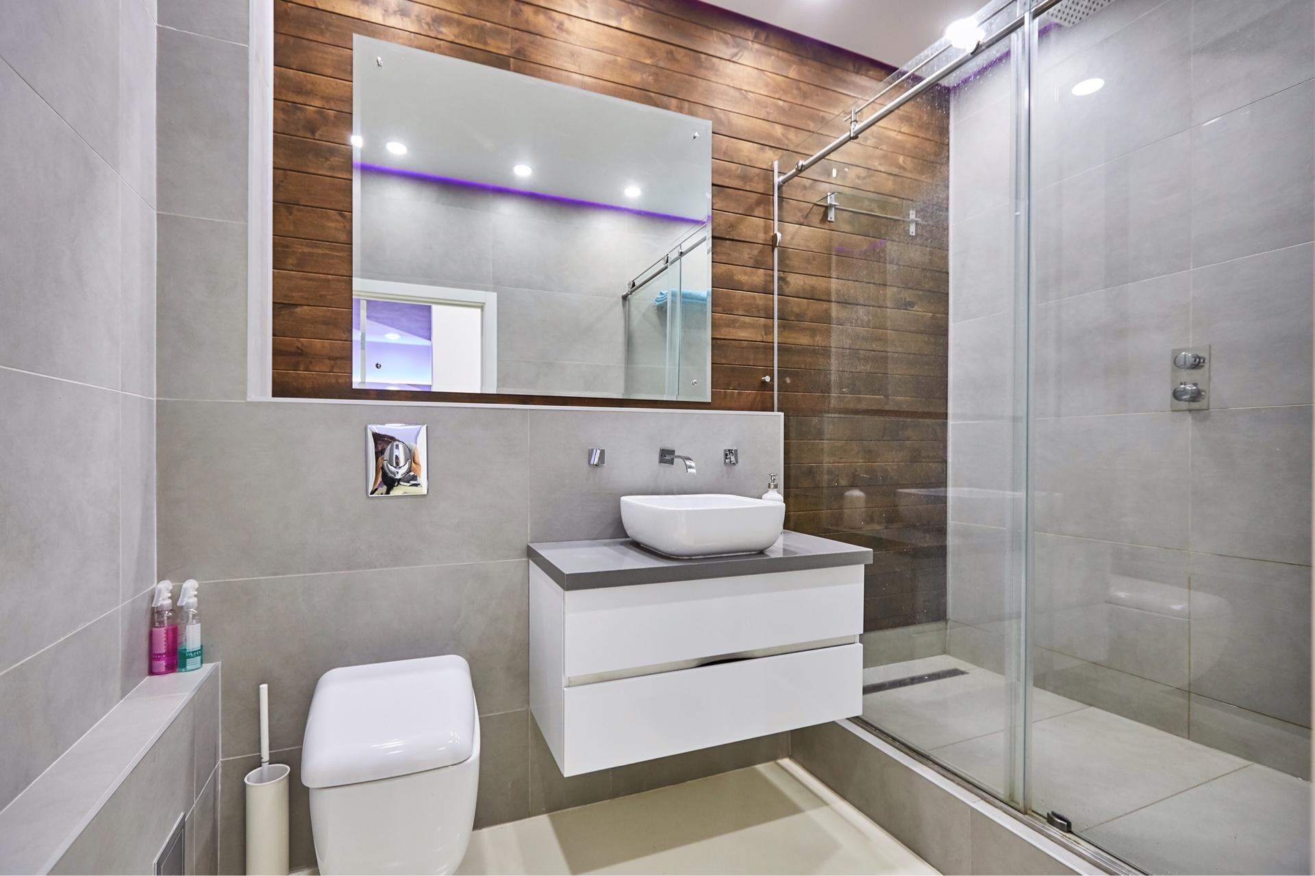 Интерьерные особенности ванной