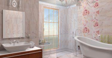 пвх в ванной