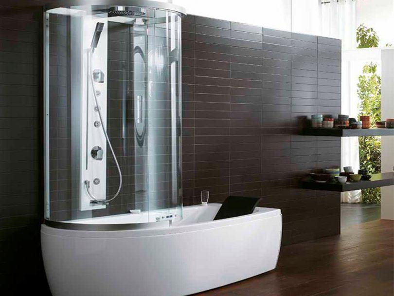 душ и ванна