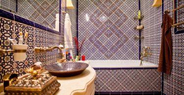 Ванная марокко