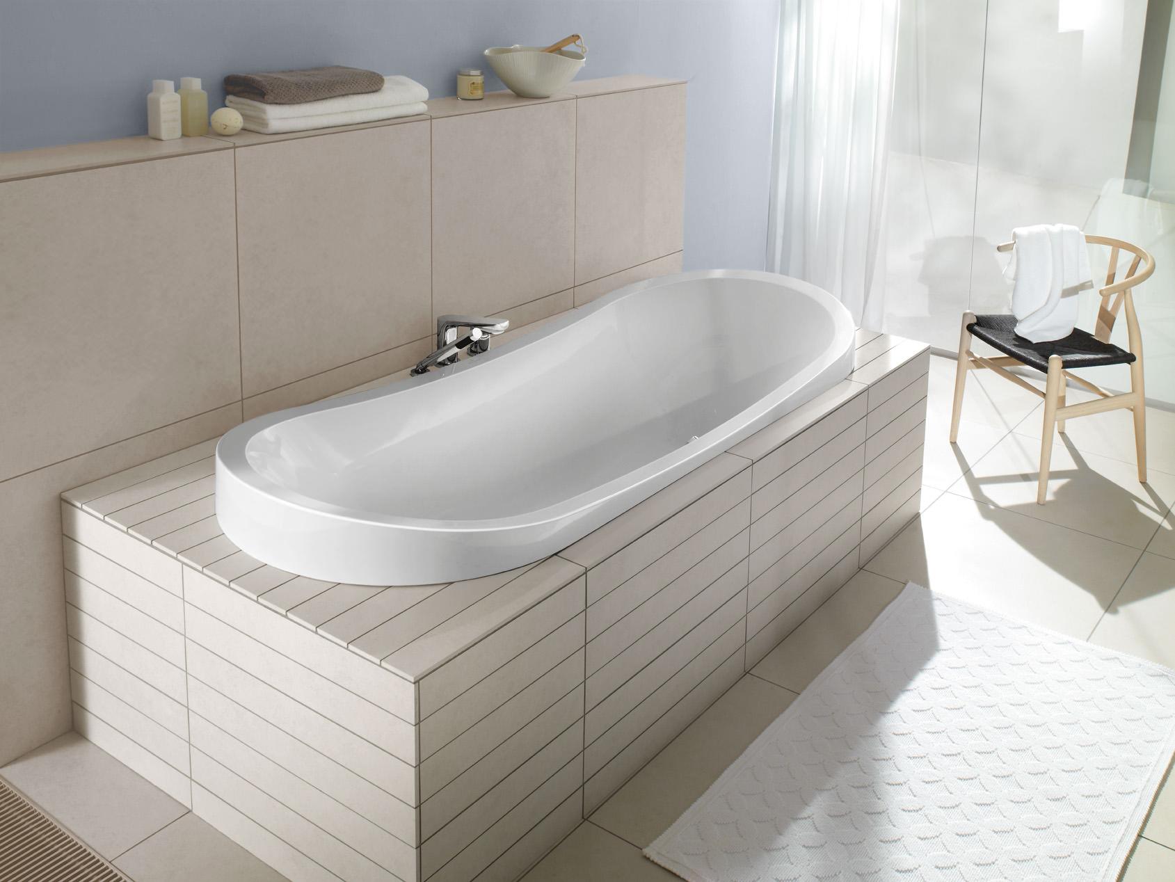 вес ванны из кварила